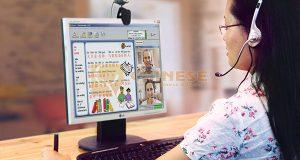 Học tiếng Hoa online trực tuyến