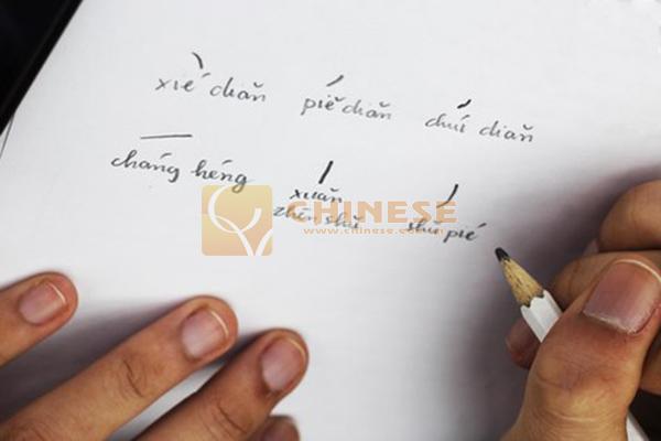 Học viết tiếng Hoa nhanh và đẹp